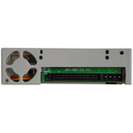 Корзина MOBILE RACK IDE METALL/PLASTIC SNT-129 HDD (ATA133), FAN (WHITE)