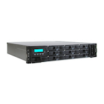 INFORTREND ES S12S-G1030-M5 12-Bay 3U SAS-TO-SAS RAID 512MB/RAID6/ SAS or SATA II HDD/4 SAS PORT