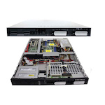 ПЛАТФОРМА 1U TYAN B288G28S2H Transport GX28 (DUAL OPTERON) 2 Hot-Swap SATA/2*1GB LAN/FDD/CD/PCI-X
