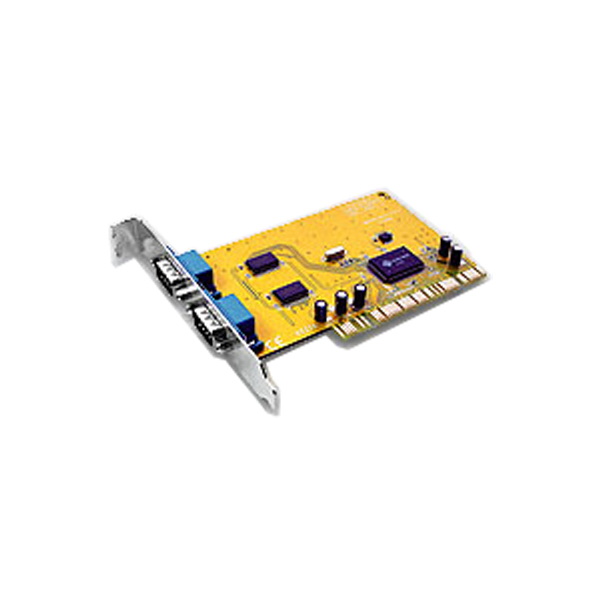 Адаптер 2xRS-232, PCI, IC-102S, 2 COM PORT (DB9), Retail, Aten