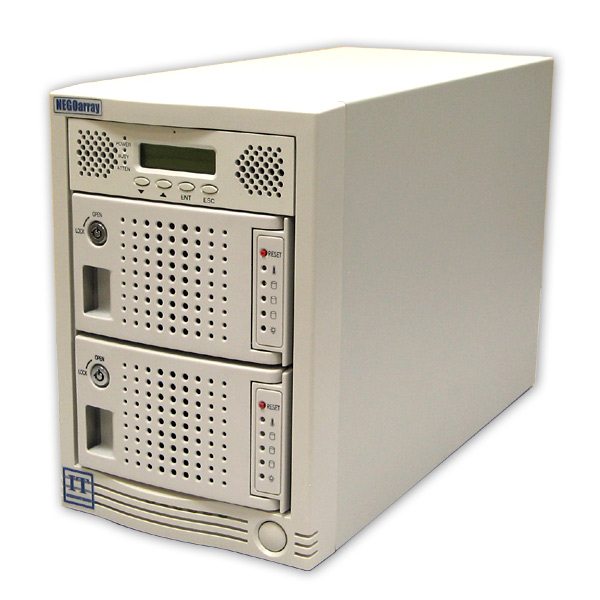 Система хранения данных NEGOARRAY S1-6 6-Bay HDD SCSI Tower SCSI-TO-SCSI (RAID 0,1,5,10)